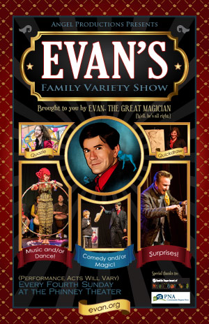 Evans-Variety-Show-Poster
